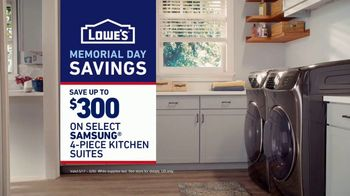 Lowe's Memorial Day Savings TV Spot, 'The Moment: New Tricks' - Thumbnail 10