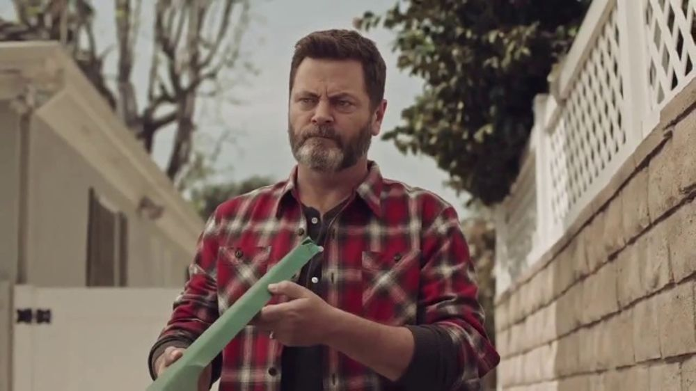 J B Weld Tv Commercial Patio Featuring Nick Offerman