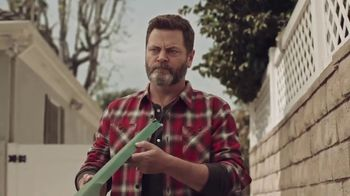 J-B Weld TV Spot, 'Patio' Featuring Nick Offerman - 1184 commercial airings