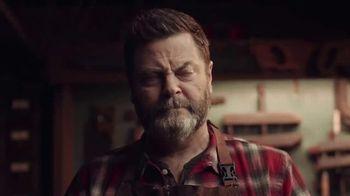 J-B Weld TV Spot, 'Patio' Featuring Nick Offerman - Thumbnail 4