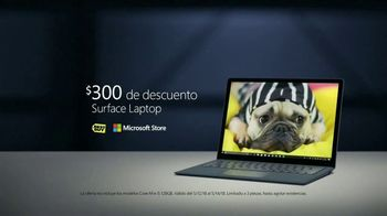 Microsoft Surface TV Spot, 'Courtney Quinn: descuento' [Spanish] - Thumbnail 10