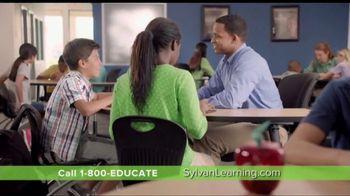 Sylvan Learning Centers TV Spot, 'Summer Enrollment'