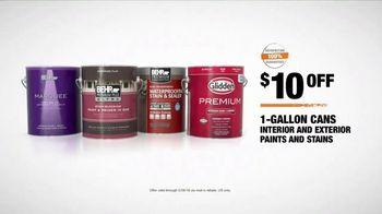 The Home Depot Memorial Day Savings TV Spot, 'Save on Both' - Thumbnail 7