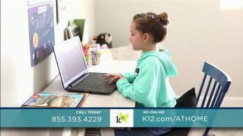 K12 TV Spot, 'Public School at Home' - Thumbnail 2