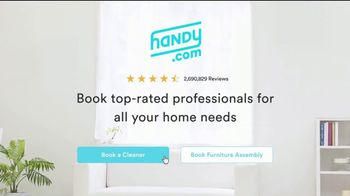 Handy TV Spot, 'Easy and Convenient'