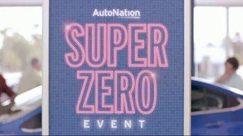 AutoNation Super Zero Event TV Spot, '2018 Honda Accord and CR-V' - Thumbnail 1