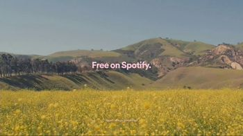 Spotify TV Spot, 'Match Instantly: Meadow' Song by SZA - Thumbnail 9