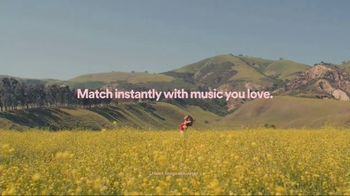 Spotify TV Spot, 'Match Instantly: Meadow' Song by SZA - Thumbnail 8