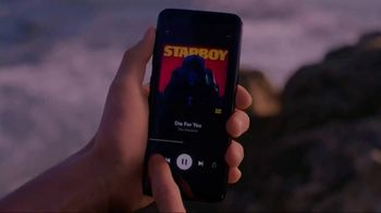 Spotify TV Spot, 'Match Instantly: Beach' Song by The Weeknd - Thumbnail 7