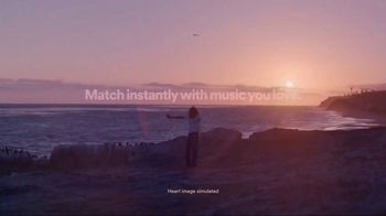 Spotify TV Spot, 'Match Instantly: Beach' Song by The Weeknd - Thumbnail 8