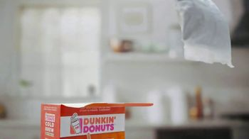 Dunkin' Donuts Cold Brew Coffee Packs TV Spot, 'Craft Coffee' - Thumbnail 3
