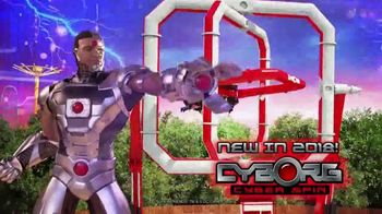 Six Flags Great Adventure Memorial Weekend Sale TV Spot, 'Cyborg' - Thumbnail 10