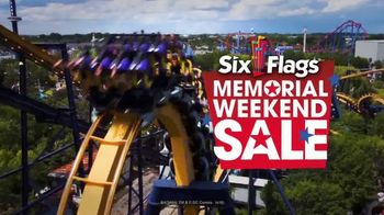 Six Flags Great Adventure Memorial Weekend Sale TV Spot, 'Cyborg' - Thumbnail 2