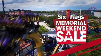 Six Flags Great Adventure Memorial Weekend Sale TV Spot, 'Cyborg' - Thumbnail 3