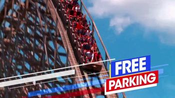 Six Flags Great Adventure Memorial Weekend Sale TV Spot, 'Cyborg' - Thumbnail 8