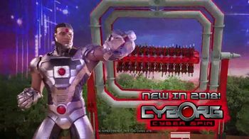 Six Flags Great Adventure Memorial Weekend Sale TV Spot, 'Cyborg' - Thumbnail 9