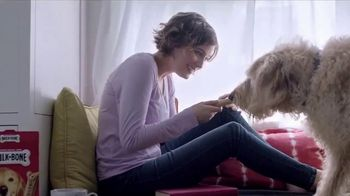 Milk-Bone TV Spot, 'Dogs See More' - 3568 commercial airings