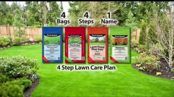 Ferti-lome TV Spot, 'Four Step Lawn Care Plan' - Thumbnail 4