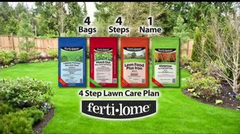 Ferti-lome TV Spot, 'Four Step Lawn Care Plan' - Thumbnail 5