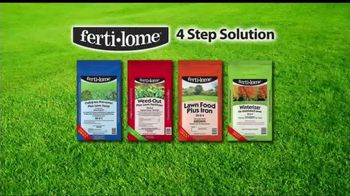 Ferti Lome Tv Commercial Four Step Lawn Care Plan