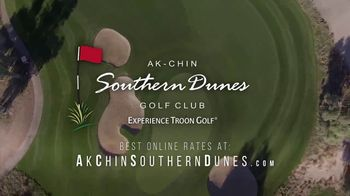 Ak-Chin Southern Dunes TV Spot, 'Pure Golf Experience' - Thumbnail 10