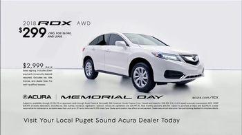 Acura Memorial Day TV Spot, 'Experience: RDX' [T2] - Thumbnail 10