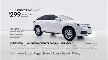 Acura Memorial Day TV Spot, 'Experience: RDX' [T2] - Thumbnail 8