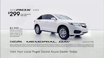 Acura Memorial Day TV Spot, 'Experience: RDX' [T2] - Thumbnail 9