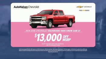 AutoNation Chevrolet TV Spot, 'Thank You' Song by Andy Grammer - Thumbnail 8