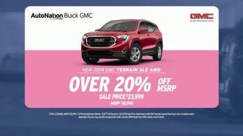 AutoNation Buick GMC TV Spot, 'Thank You: GMC Sierra' Song by Andy Grammer - Thumbnail 10