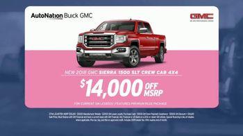 AutoNation Buick GMC TV Spot, 'Thank You: GMC Sierra' Song by Andy Grammer - Thumbnail 8