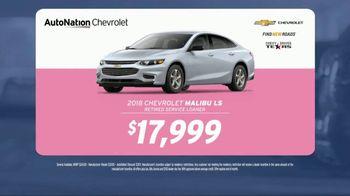 AutoNation Chevrolet TV Spot, 'Thank You: Malibu' Song by Andy Grammer - Thumbnail 10