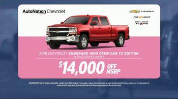 AutoNation Chevrolet TV Spot, 'Thank You: Malibu' Song by Andy Grammer - Thumbnail 8