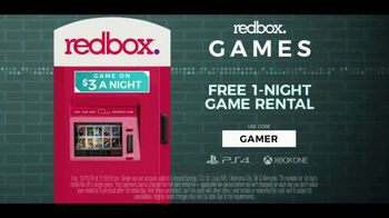 Redbox Games TV Spot, 'Red Controller' - Thumbnail 9