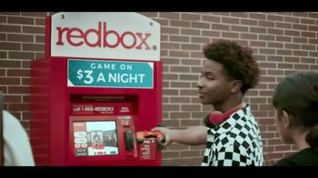 Redbox Games TV Spot, 'Red Controller' - Thumbnail 8