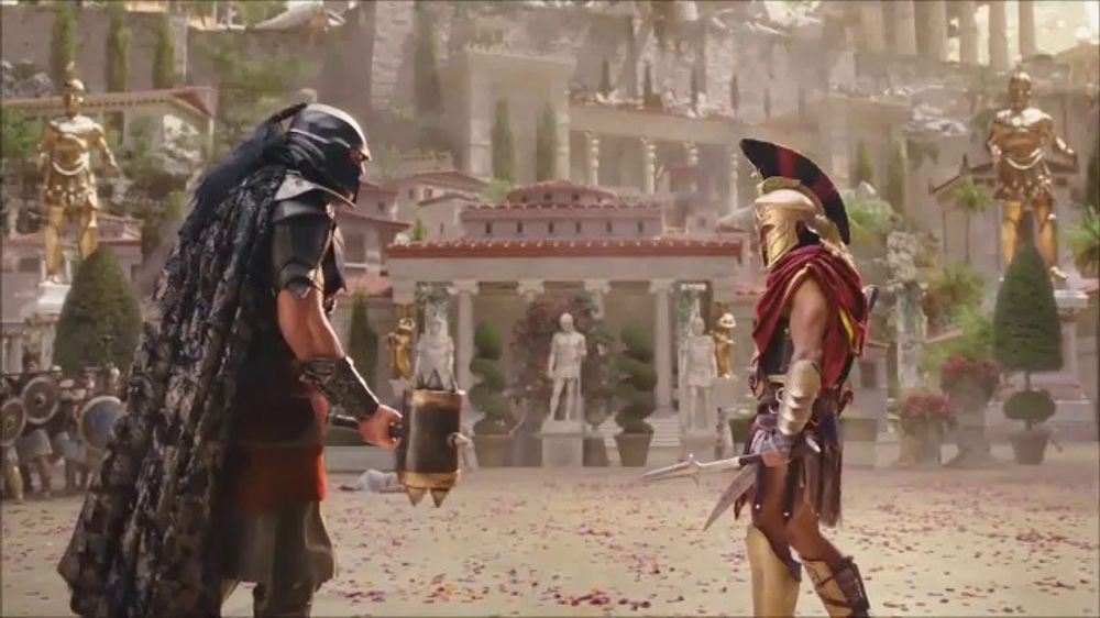 Assassin's Creed Odyssey TV Commercial, 'Live Action'