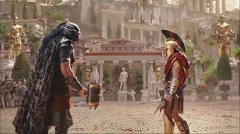 Assassin's Creed Odyssey TV Spot, 'Live Action'