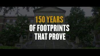 Purdue University TV Spot, '150 Years of Giant Leaps' - Thumbnail 9