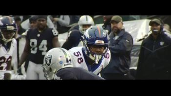 NFL TV Spot, 'Ready, Set, NFL: Broncos' Featuring Von Miller - Thumbnail 1