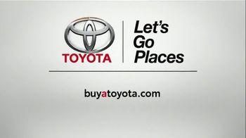Toyota TV Spot, 'Big Cash Back' [T2] - Thumbnail 7
