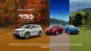Toyota TV Spot, 'Big Cash Back' [T2] - Thumbnail 3