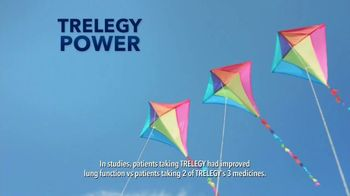 TRELEGY TV Spot, 'Three-in-One Medicine'