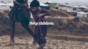 UNICEF TV Spot, 'Help Children'