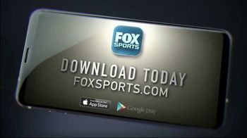 FOX Sports App TV Spot, 'Stream Every Game' - Thumbnail 9