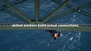 Timberland PRO TV Spot, 'Bridge Work Bender' - Thumbnail 6
