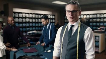 Men's Wearhouse TV Spot, 'Big and Broad to Trim and Slim: Buy One, Get One' - 764 commercial airings