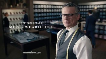 Men's Wearhouse TV Spot, 'Big and Broad to Trim and Slim: Buy One, Get One' - Thumbnail 9
