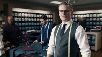 Men's Wearhouse TV Spot, 'Big and Broad to Trim and Slim: Buy One, Get One' - Thumbnail 2