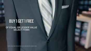 Men's Wearhouse TV Spot, 'Big and Broad to Trim and Slim: Buy One, Get One' - Thumbnail 4