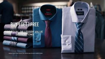 Men's Wearhouse TV Spot, 'Big and Broad to Trim and Slim: Buy One, Get One' - Thumbnail 7